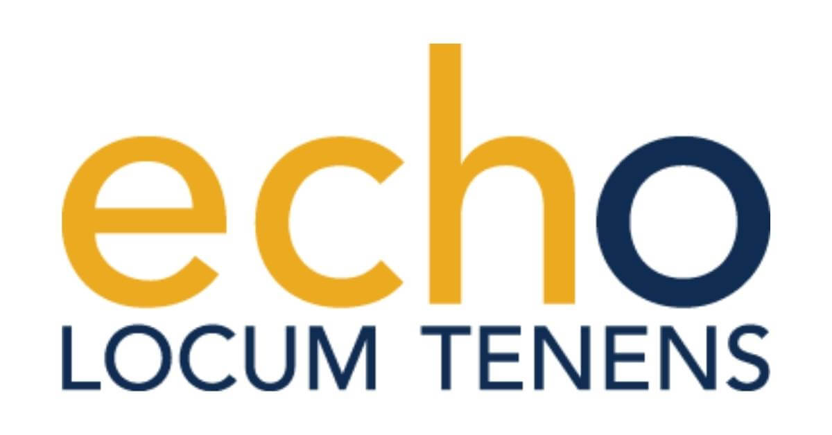 Physician jobs with Echo Locum Tenens on MDJobSite.com